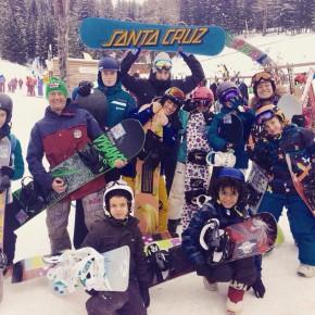 Uscite sulla neve e corsi di Snowboard: domenica 8 Marzo Madonna di Campiglio
