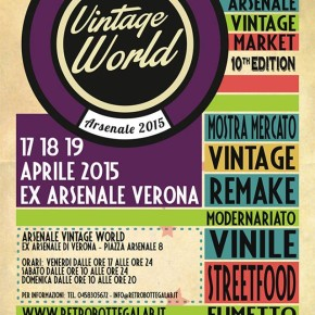 WALKING IN MY SHOES…a spasso nel Vintage!